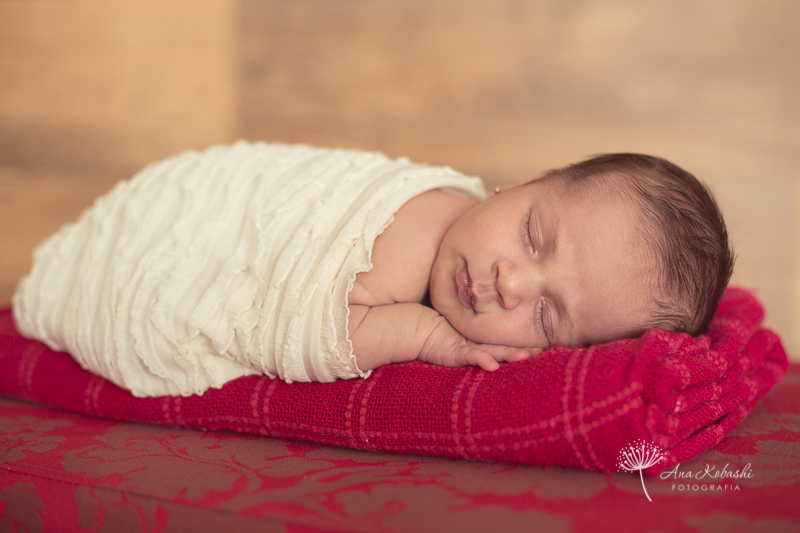 Ensaio de recém nascido Catarina 15 dias
