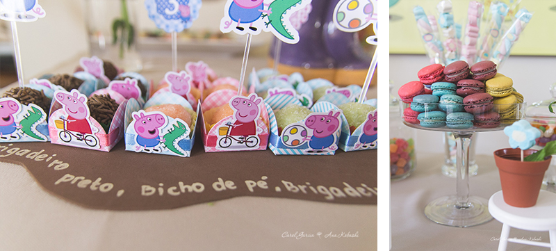 Festa Infantil Dilan e Diana 3 anos-3-4