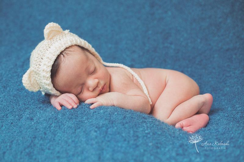 Fotografia de recém nascido (newborn)